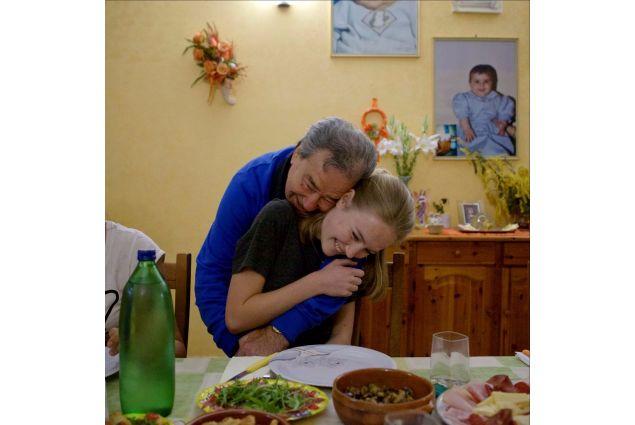 Con il nonno