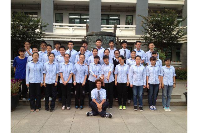 La classe cinese di Jacopo