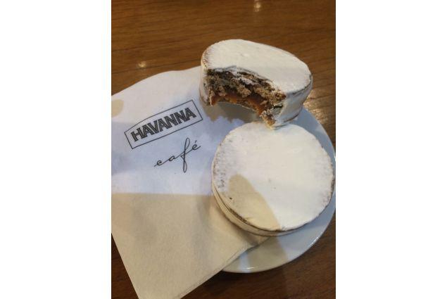 <em>Alfajores de dulce de leche</em>, dolce tipico argentino