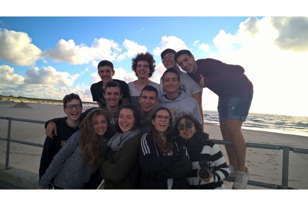 Gita studenti AFS