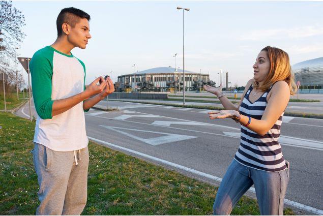 Juan dal Paraguay e di Elisabetta, volontaria di Udine comunicano ormai senza parole!