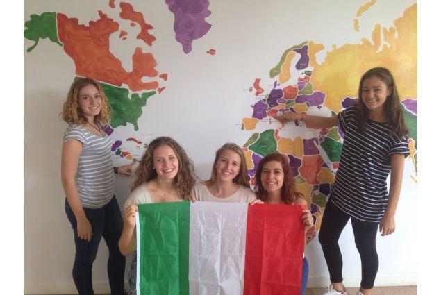 Italia e Costarica <3