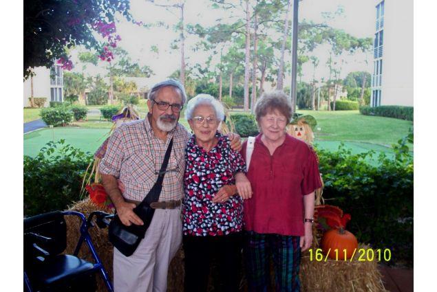 Giovanni e la sua mamma ospitante