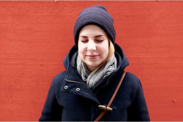 <div>Hilde, 18 anni. Italiana, dal look un po&rsquo; danese. Vive ad &Aring;rhus, la seconda citt&agrave; pi&ugrave; grande della Danimarca.</div>