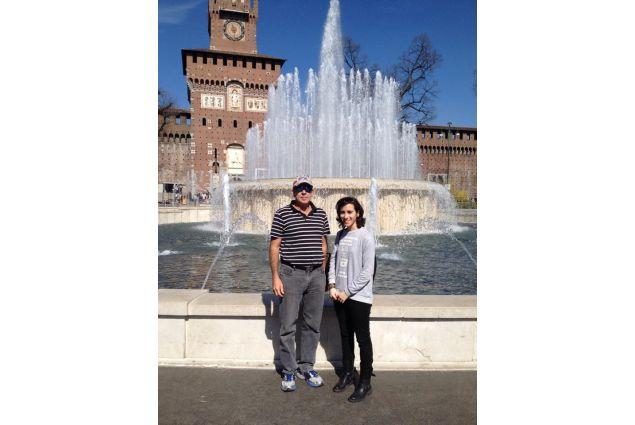 Sei anni dopo, a Milano