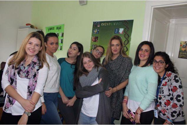 Compleanno Fausta con gruppo