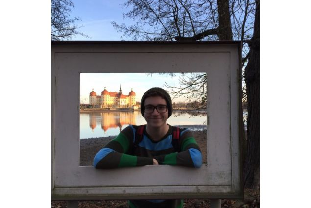Christian e paesaggio Baviera