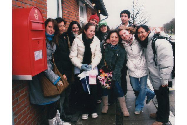 Gli studenti AFS
