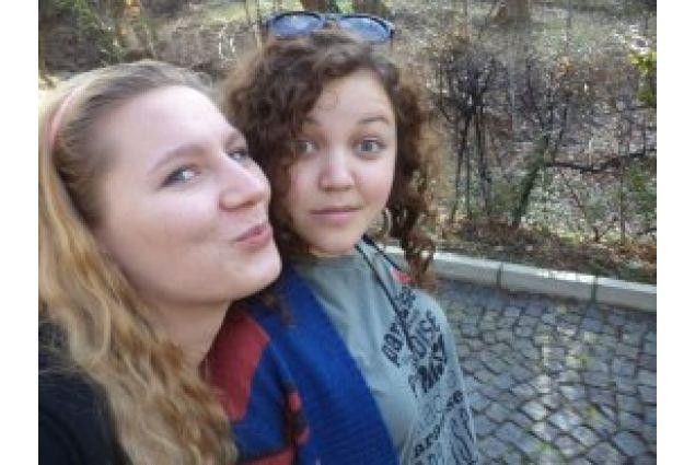 Julia e sorella