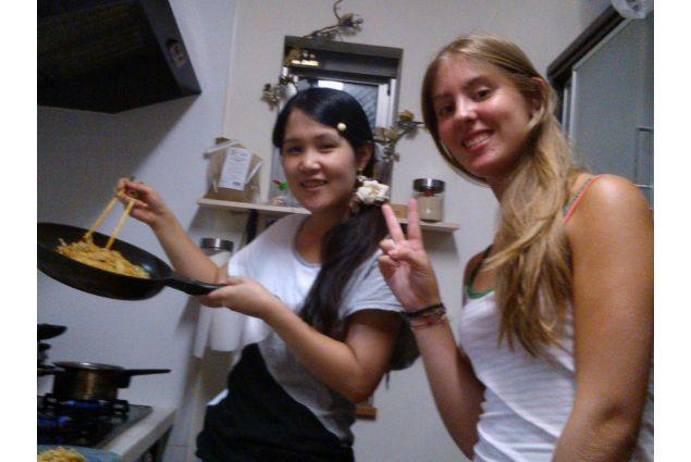 Cucinare con la mamma