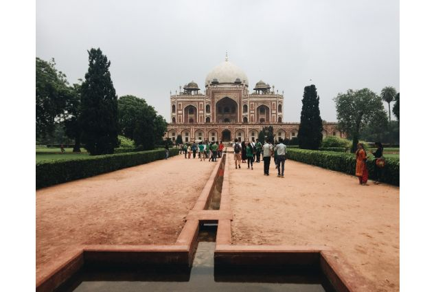 """tempio sikh """"Gurudwara Bangla Sahib"""""""