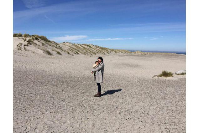 In Danimarca da mamma