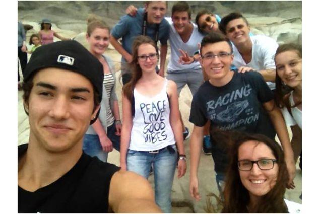 Gli studenti AFS in Canada per un mese