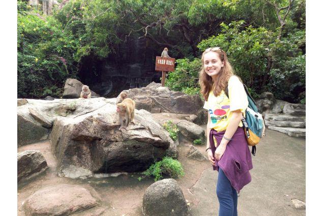 Sara e le scimmiette