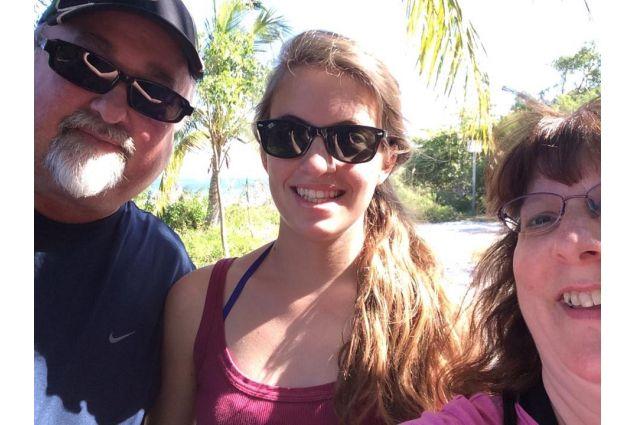 Vacanza di famiglia in Florida!