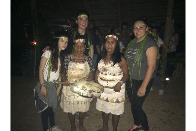 In Amazzonia, scoprendo le comunità locali