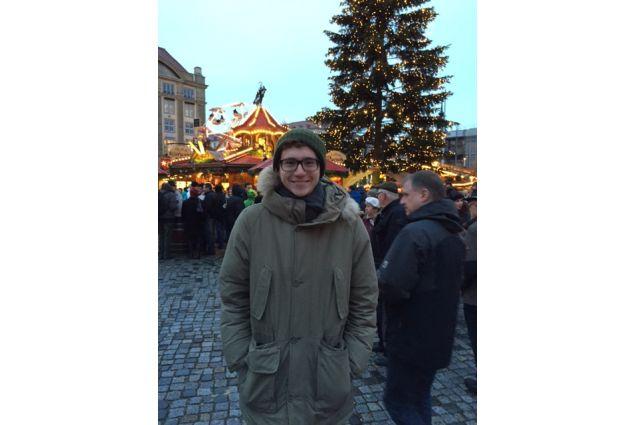 Christian a Natale