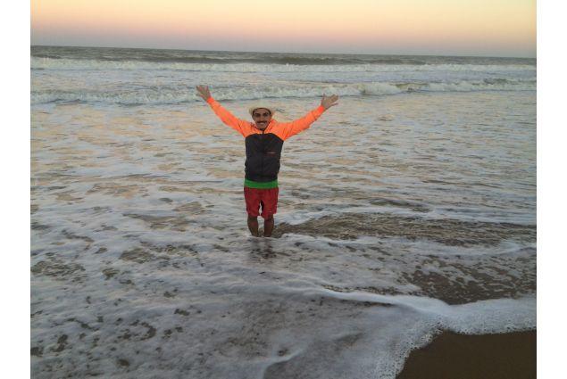 Enrico al mare
