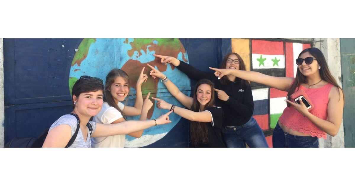 Incontri tedesco scambio studente migliori linee di incontri