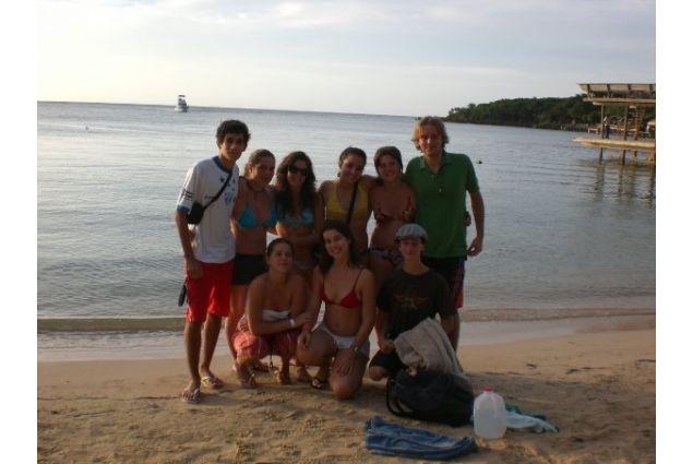 Capodanno 2007/2008 in Honduras
