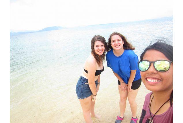Daria e amiche al mare
