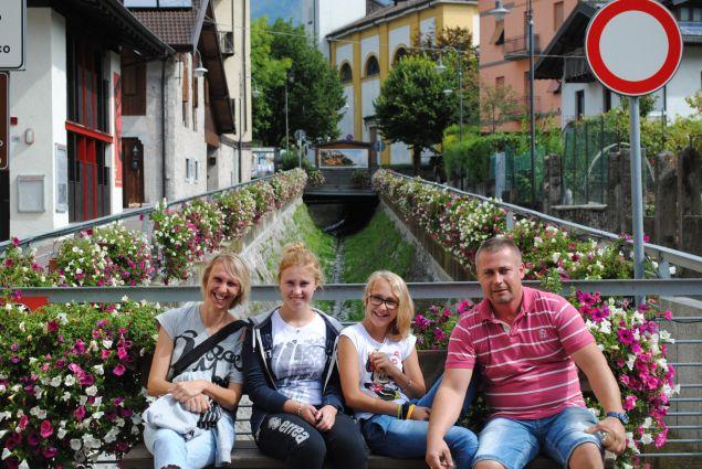 Beatrice e la sua famiglia ungherese