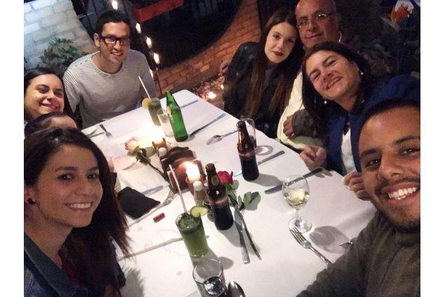 La famiglia di Miriana