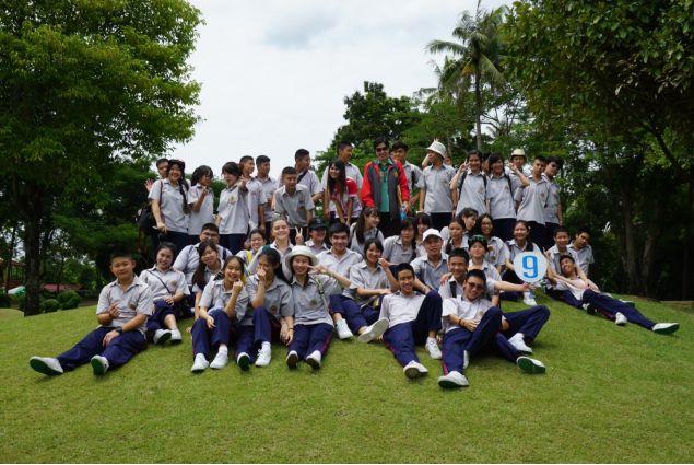 Nei giorni successivi ho fatto tantissime attività con i miei compagni, tra cui una gita scolastica con tutti i ragazzi della mia classe...-Anna, Thailandia