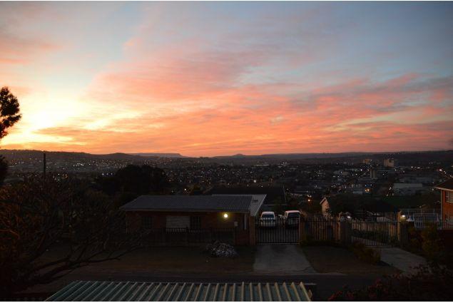 L'alba sudafricana