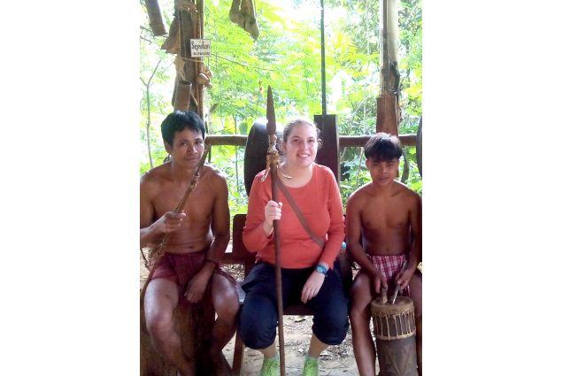 Daria nella tribù
