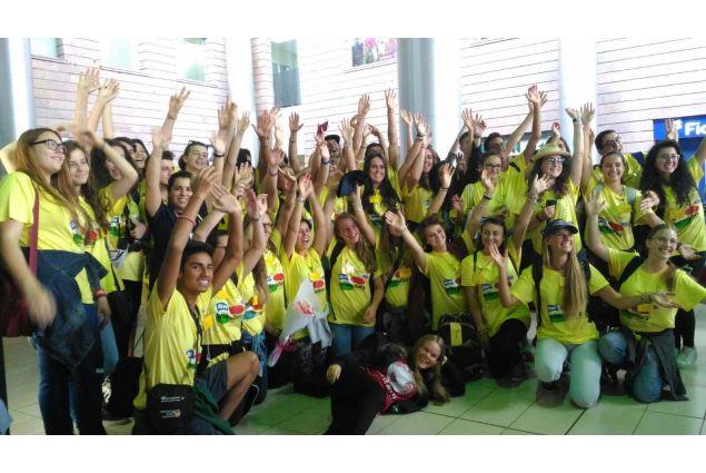 Gli studenti di Intercultura in partenza verso l'Honduras