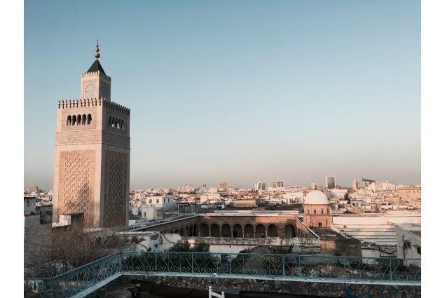 La grande moschea di Tunisi