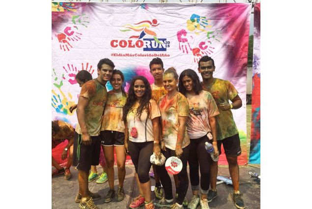 Alla Color Run
