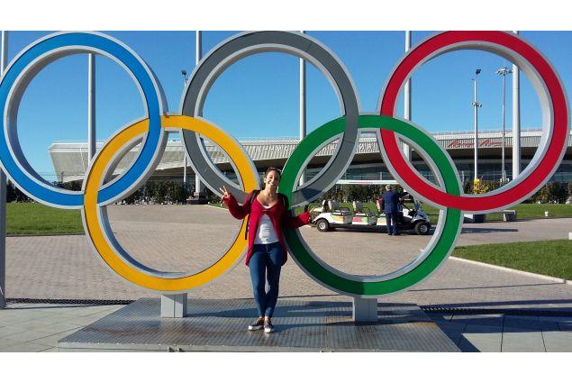 In giro per Sochi, dove si sono tenute le Olimpiadi invernali nel 2014
