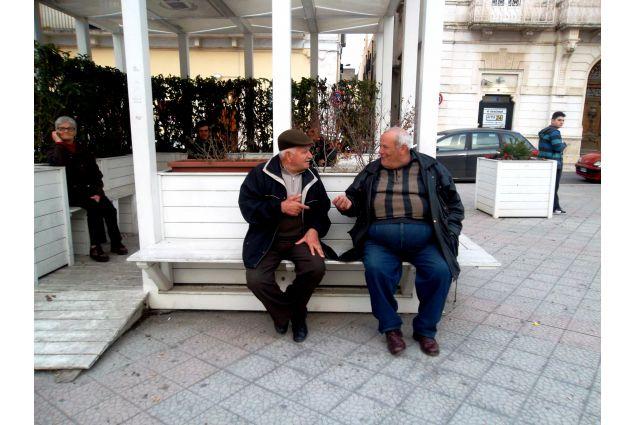 <div>Shyra, dal Costarica alla Puglia per un anno, ha partecipato con la foto 'In Italia si parla con le mani': <em>I gesti a volte sono più chiari delle parole.</em></div> <div></div>