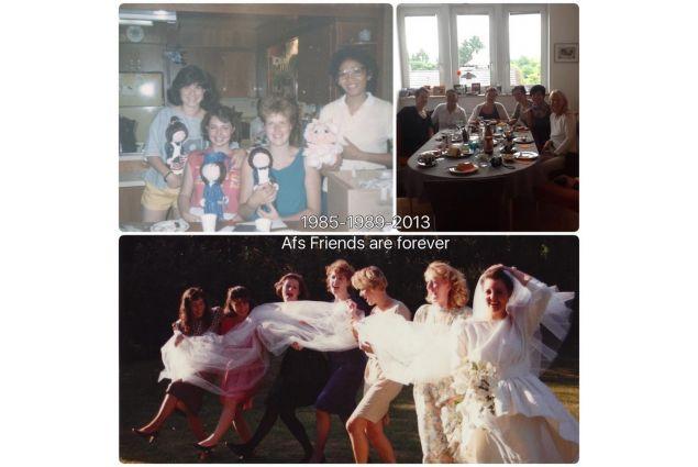1985-1989-2013 insieme alle amiche del cuore