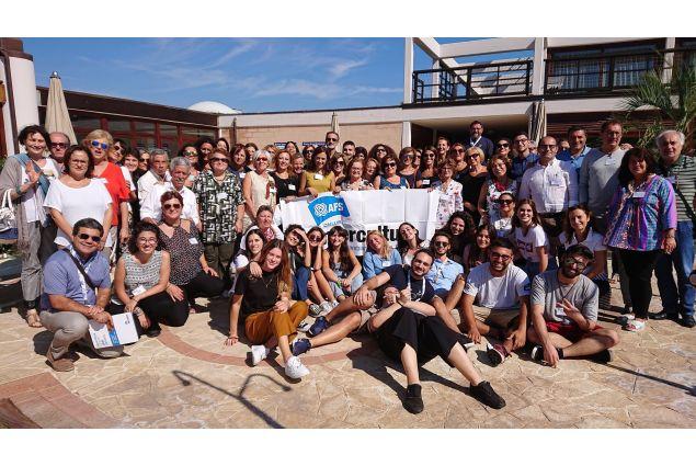 I volontari di Puglia e Basilicata