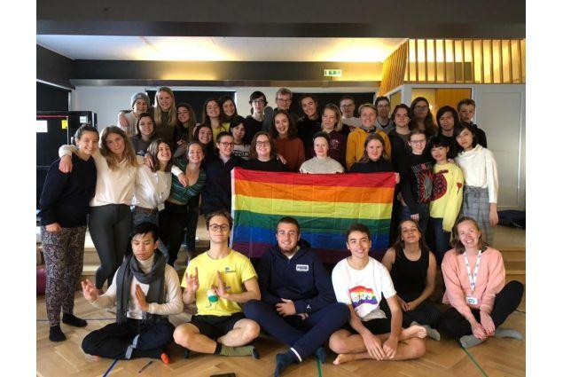 Il campo con gli studenti di AFS in Islanda