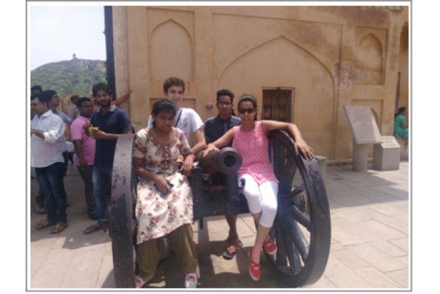 Jaipur, città di monumenti e tradizioni..