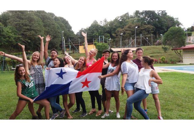 Con gli studenti AFS