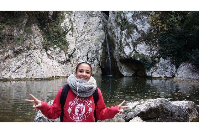 Scalando una montagna a Sochi