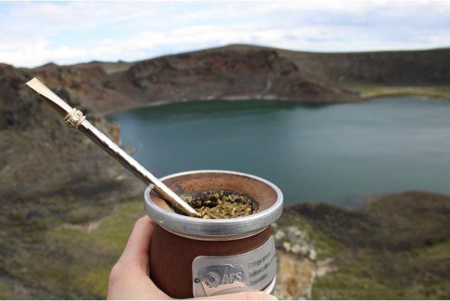 Il mate, bevanda tipica argentina