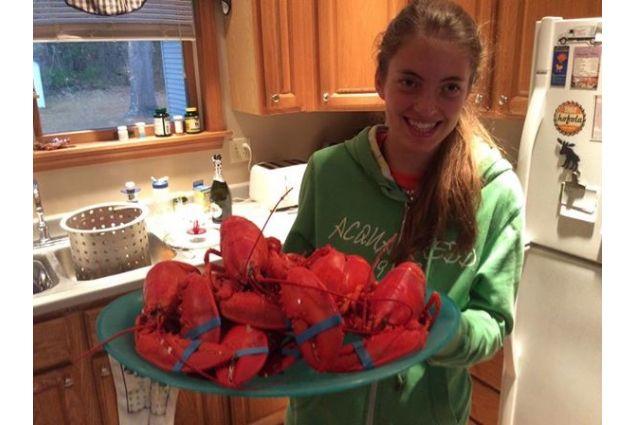 Non c'è Maine senza lobsters!