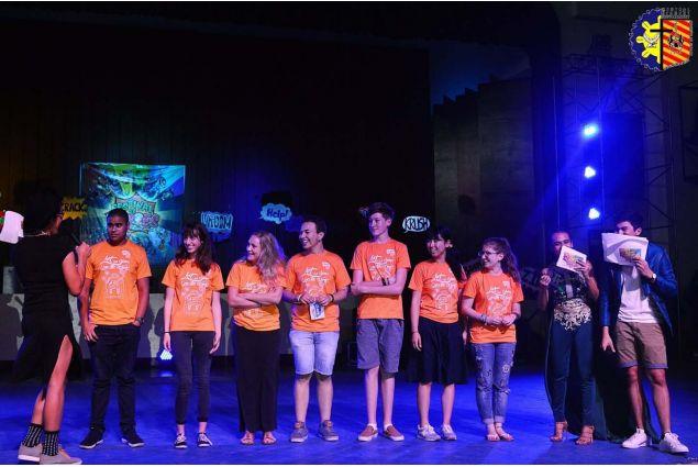<div>Festival of Heroes, evento a cui siamo stati invitati per essere presentati davanti alla comunità di Xavier University.</div>