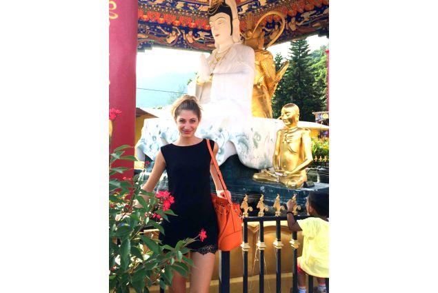 Claudia al tempio