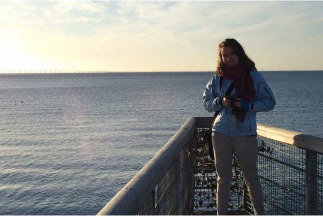 Julia sul mare