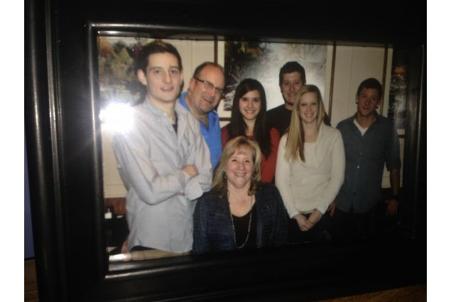 Il regalo di Natale più bello: la foto con la mia famiglia!