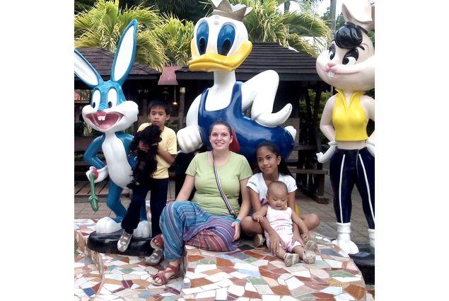 Daria e la sua famiglia