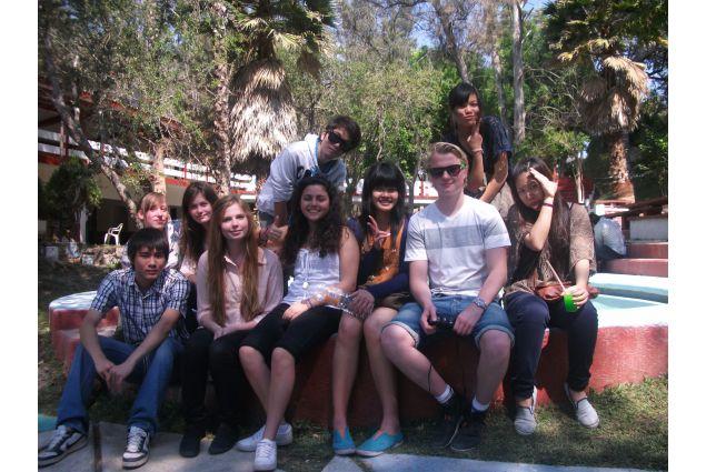 Il gruppo AFS in Messico