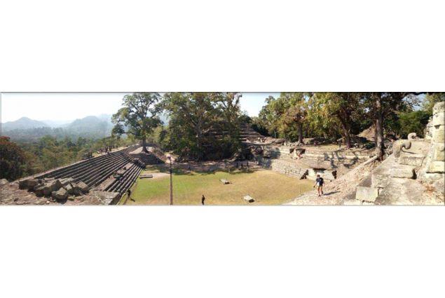 Rovine Maya di Copàn